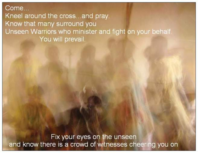 Prayer warfare 2