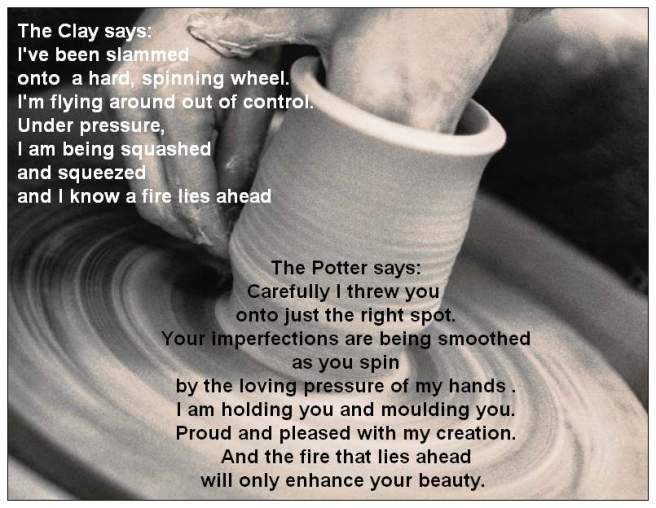 the potter & the clay
